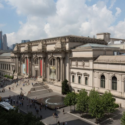 Exterior view of the Metropolitan Museum of Art